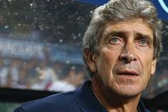 Pellegrini turns on ref as City lose to Barca in Champions League #Sports