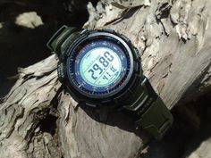 Casio Protrek triple sensor,built for last,personally recomended
