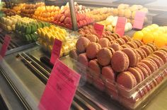 Macarons at Cannes France