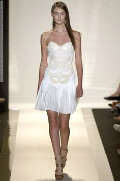 Herve Leger by Max Azria collection (Spring-Summer 2013, New York Fashion Week) (30 HQ pictures)
