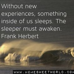 Frank Herbert Love his books Great Quotes, Quotes To Live By, Me Quotes, Inspirational Quotes, Daily Quotes, Motivational, Frank Herbert, Couple Travel, Meaningful Quotes