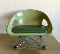 Rare Cosco Sale Sample / Child's Chair  Mod 70's by MissAtomicShop