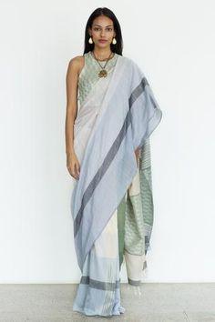 Sudu Araliya Saree from FashionMarket.lk