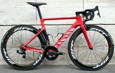 Canyon Aeroad (custom spec with SRAM Red eTap) - rev...