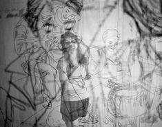 Artist finds inspiration in weaving, storytelling Photo Studio, Studio Photos, Independent Student, Arizona State University, Storytelling, Weaving, Exhibit, Inspiration, Needlepoint