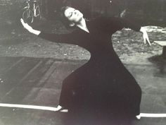 I did a degree in Contemporary Dance and English at Roehampton. This is me performing a Doris Humphrey dance piece at Merton Abbey Mills.