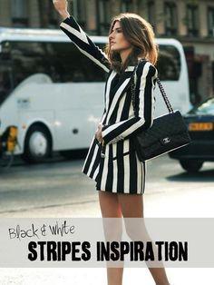 Archistas - Black & White Stripes Inspiration Post on my blog