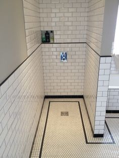 Image Result For Victorian Bathroom Black And White Tiles