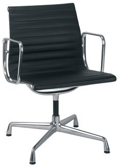 Vitra Aluminium Group Chair EA 108 by Charles & Ray Eames