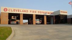 Cleveland Fire Department - cleveland, tennessee