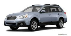 New 2014 Subaru Outback Price Quote w/ MSRP and Invoice