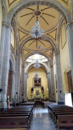 Parroquia de la Santa Verá Cruz.