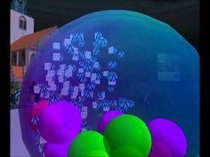 Secondlife 2012 - The atomic bubble boingbox generator 1080p HD Video