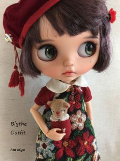 *Blythe outfit・パペット・洋服 ♪* - ヤフオク!