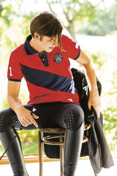 Equestrian Style, Equestrian Fashion, Polo Horse, Leather Riding Boots, Riding Gear, Clothes Horse, Sport Outfits, Beautiful Men, Hot Guys