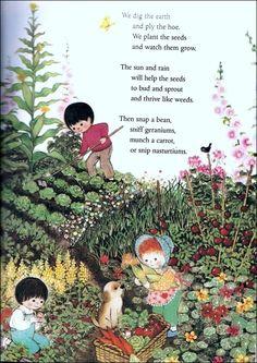 Julias Bookbag: Gyo Fujikawa Rocks My World