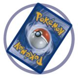 Pokemon card game pokemon types: grass, fire, water, lightning, fighting, psychic, colorless, darkness, metal, dragon, fairy