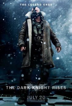 #DarkKnightRises   Batman : The Dark Knight Rises