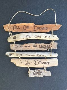 It's the perfect way to decorate your home, cottage or give an incredibly personal and memorable gift.  destinationtree.etsy.com
