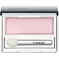 Clinique All About Shadow Single (52 PEN) ❤ liked on Polyvore featuring beauty products, makeup, eye makeup, eyeshadow, angel eyes, clinique eye shadow, clinique eyeshadow, clinique eye makeup and clinique