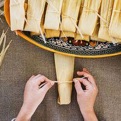 Foolproof Tamale-Making Method
