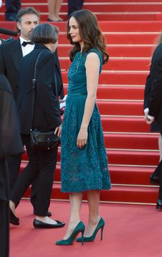 Actress Berenice Bejo attends the Zulu Premiere and Closing Ceremony during the 66th Annual Cannes Film Festival at the Palais des Festivals on May 26, 2013 in Cannes, France.
