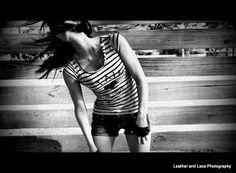 Photo Rocker Girl, Tops, Women, Fashion, Moda, Fashion Styles, Fashion Illustrations, Woman
