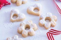Darinčino vinné cukroví Cookie Recipes, Snack Recipes, Healthy Recipes, Snacks, Home Food, Christmas Cookies, Doughnut, Clean Eating, Easy Meals