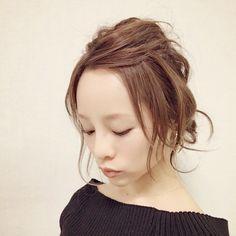 {5930AD5D-8E36-4462-9B39-FD803427F07D:01} Lazy Hairstyles, Hair Arrange, Face Hair, Hair Designs, Hair Inspiration, Short Hair Styles, Hair Beauty, Photography, Perms