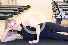 Karen Lord's Pilates-inspired home workout: Part II (Legs for Butt)