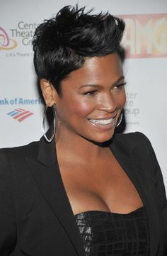 nia long short haircut | Nia Long My Heart Goes Out To Marie Osmond - Free Download Nia Long My ...
