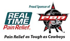 Providing Pain Relief As Tough As Cowboys, Real Time Pain Relief To Sponsor The Professional Bull Riders
