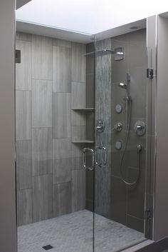 Tsawwassen Renovation - contemporary - bathroom - vancouver - Sarah Gallop Design Inc.