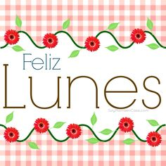 Hola ! Buenos días :) Good morning #happy #Monday #feliz #Lunes  http://soymamaencasa.com