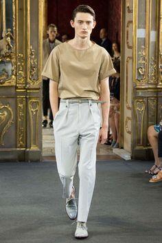 Corneliani Spring 2016 Menswear Fashion Show: Complete Collection - Style.com