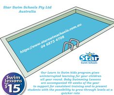 Baby Swimming Lessons, Swim Lessons, Kids Swimming, Swimming Pools, Swim School, Learn To Swim, Programming For Kids, Schools, Learning
