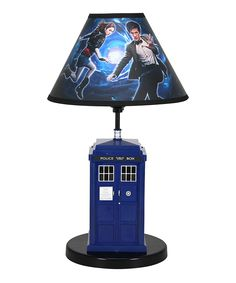 Doctor Who decor - Doctor Who Bedding - dr who bedroom ideas - Dr Who Tardis wall decal - doctor who pillows - Tardis table lamps - galaxy wallpaper murals - Doctor Who bedroom - Doctor Who themed bedroom ideas - decorating Doctor Who theme - Doctor Who Bedroom, Doctor Who Decor, Doctor Who Shop, Doctor Who Tardis, 11th Doctor, Dr Who Decorations, A Table, Table Lamp, Gag Gifts