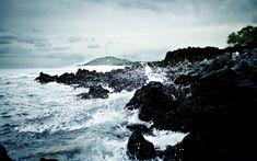 Ocean Waves Mac Wallpaper Download | Free Mac Wallpapers Download