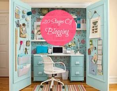 The Daily Tay: 20 Stages Of Blogging