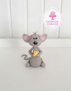Mouse  by Carolinchens Zuckerwelt