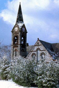 Chapel, Hampshire County #travel #massachusetts
