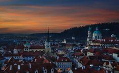 CZ Prag - ráno 27.1.2014