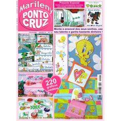 Revista Marileny Ponto Cruz 16 / Magazine Marileny Cross Stitch 16 visit www.marileny.net