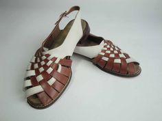 Vintage 1950s Sandals - a great summer find.