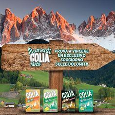 Vinci viaggio sulle Dolomiti e caramelle Golia Herbs - http://www.omaggiomania.com/concorsi-a-premi/vinci-viaggio-sulle-dolomiti-caramelle-golia-herbs/?utm_source=Pinterest&utm_medium=PN_organic
