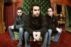 Chevelle...probably my absolute favorite band, and yummy to boot!