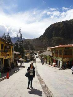 Rumbo a Machupicchu-Peru
