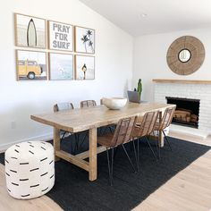 Our Malibu cool beach house project 🏄🏼♀️💙 Home Projects, Dining Bench, Beach House, Kitchen Design, Studio, Cool Stuff, Furniture, Home Decor, Beach Homes