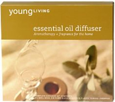 The Essential Oil Diffuser disperses essential oils without heating them so they retain their therapeutic benefits. WIth Young Living's? innovative air pump, oils are dispersed in a microfine vapor, allowing them to remain suspended in the air for extended periods of time.  http://scienceandnutrition.net/supplements/oils/essential-oil-diffuser-silver-21/essential-oil-diffuser-silver.html