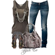stylisheve on Polyvore